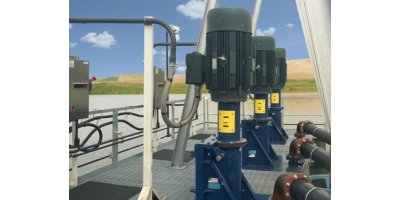 Krebs vMAX - Vertical Cantilever Pump