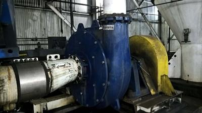 KREBS gravelMAX - Centrifugal Slurry Pump