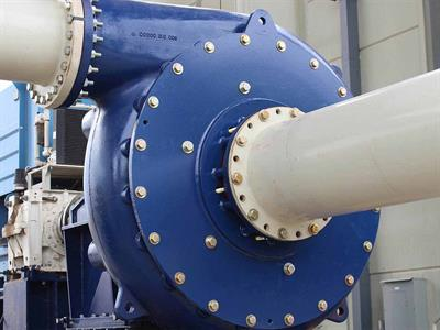 KREBS - Model millMAX - Proprietary-Design Slurry Pump