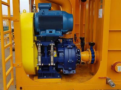 KREBS slurryMAX™ - Split-case Pump