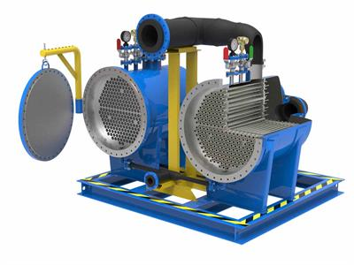 KREBS CycloClean - DeOiler Cyclone Vessel Systems