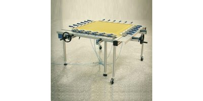 SAATI - Model H25-5 - Harlacher Manual Stretcher