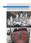 Graphite Condensers for the Pharma Synthesys Brochure