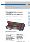 Graphite Annular-groove Condenser Series HB - Brochure