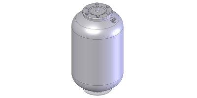 Model Baby Osmo - Stainless Steel Expansion Vessels