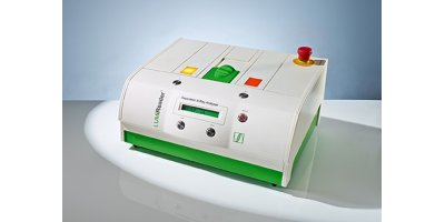 LUMiReader - Model X-Ray - Dispersion Analyser
