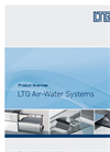 LTG Air-Water Systems Datasheet