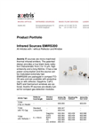 EMIRS 200 - Customized Infrared Sources Datasheet