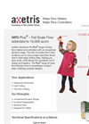 Axetris MFD-Plus - Mass Flow Meters - Brochure