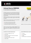 Axetris - Model EMIRS50 - Infrared Source for Gas Detection and Monitoring - Brochure