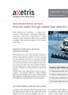 Axetris - LGD- Selective Catalytic Reduction (SCR) / De-Nox - Application Note