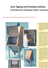 Gericke - Sack Tipping and Feeding Stations - Datasheet
