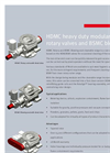 HDMC and BSMC Valves - Datasheet