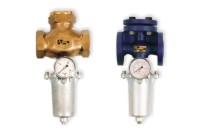 LDM - Model RD 102 V & RD 103 V - Self Action Control Valves