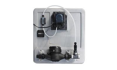 Econ - Model FP Series - Flow Activated Meter System