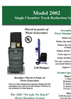 Vertical Compactors - Model 2002 Brochure