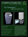 Glasshopper - Empty Glass Bottle Crusher Brochure