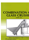 Can & Glass Crushers - Model 160 Brochure