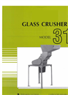 Glass Crushers - Model 318 Brochure