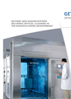 Cleaning & decontamination equipment brochure