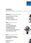 Level Sensors Plus Series- Brochure