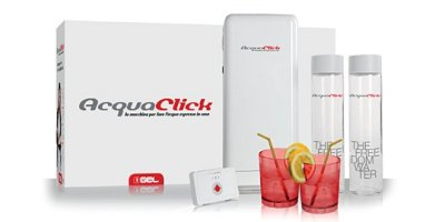 GEL AcquaClick - Water Purifier