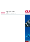 KRAL Series W Screw Pumps Brochure