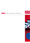KRAL OMH Series High Pressure Flowmeters Brochure