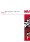 KRAL OMK Series Chemically Resistant Flowmeters Brochure