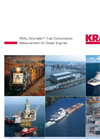 KRAL Volumeter. Fuel Consumption Measurement for Locomotives – Brochure