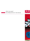 KRAL Volumeter. Flow Measurement for Automotive – Brochure