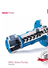 KRAL - Series L - Three Screw Pumps Brochure