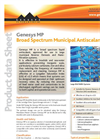 Genesys - Model MP - Broad Spectrum Antiscalant Datasheet