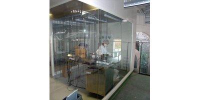 Klimaoprema - Laminar Flow Booths