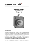 GSE 401 for Oxygen Datasheet