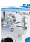 Pig Cleaning Systems - Brochure
