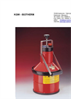 Model E - Waste Disposal Tank- Brochure