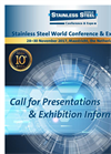 The Stainless Steel World Conference & Exhibition 2017 Brochure