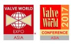 Valve World Expo & Conference Asia 2017