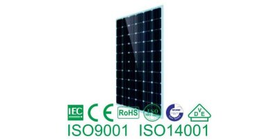 EverExceed - Model Size 125* 125mm - Monocrystalline Panel Cell