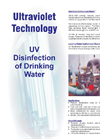 UV disinfection in municipal drinking water