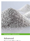 Advanced Ceramic Powders - Brochure