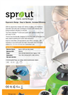 Sprout - Model 12V - Mini Centrifuge Brochure