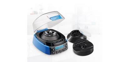 Gusto - Model HEA10050 - High-Speed Mini Centrifuge