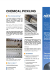 Chemical Pickling Services - Brochure