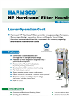 Hurricane - Model HP - Filter Housings Brochure