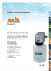 JULiA Dosing Pumps Brochure