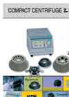 Hermle - Model Z 206 A - Compact Centrifuge Brochure