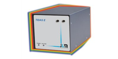 J&M Analytik - Model TIDAS E Base - Detection System for Diverse Applications