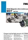 Serie MDT Compact Size Mag. Drive Turbine Pumps Brochure